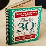 Thankful 30 cookbook