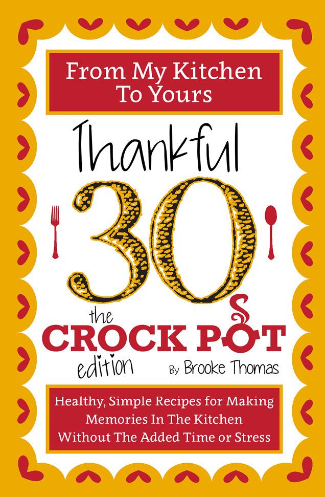 Thankful 30 Crock Pot Edition Cover