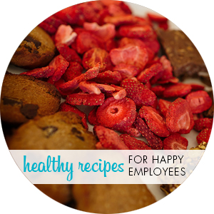 healthy recipes for employees