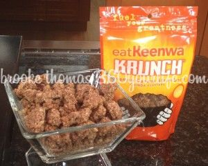 eat Keenwa Krunch