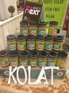 Kolat Superfood Fusions fruit and nut butters