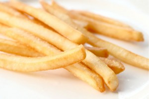 French Fries from McD's