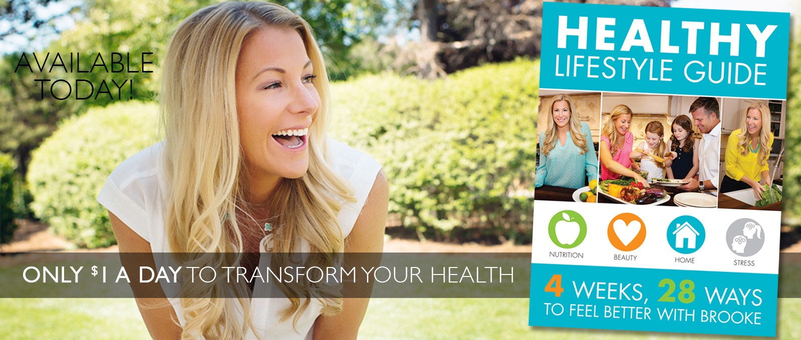 28 Day Healthy Guide On Sale_Home Slider