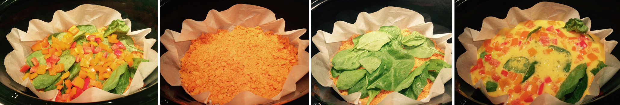 Veggie Frittata Prep
