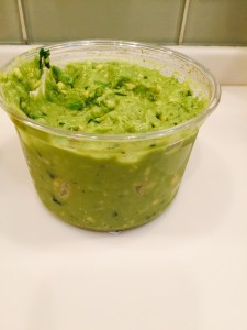 brooke dip mashed avocado