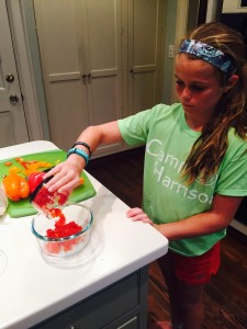 brooke dip regan chopping tomatoes2