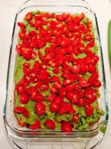 brooke dip tomato layer