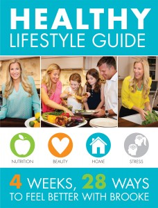 brooke health lifestyle guide cover