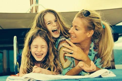 Brooke beauty girls laughing