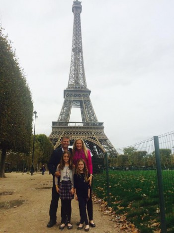 BROOKE FAMILY EIFFEL