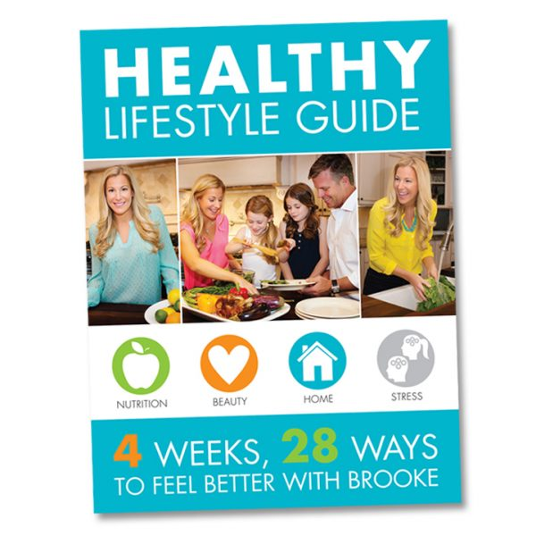 28 Day Healthy Lifestyle Guide