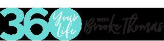Logo Brooke Thomas 360 Your Life
