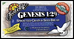 Genesis Bread image