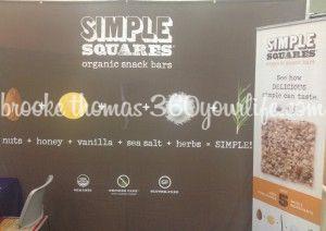 Simple Squares Ingredients
