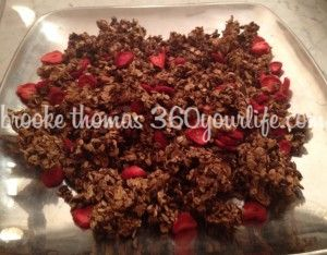 Brooke's Love Crunch Granola