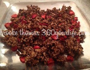 Brooke's Love Crunch Granola