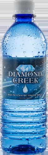 Diamond Creek water bottle
