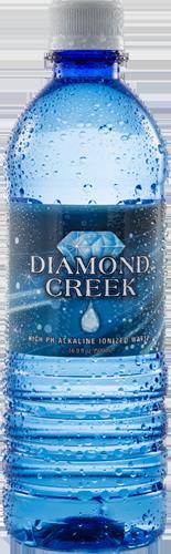 Diamond Creek water bottle