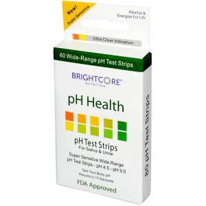 pH Test Strips for alkaline blog