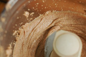 almond butter 12 minutes