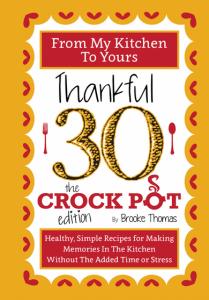 thankful crockpot