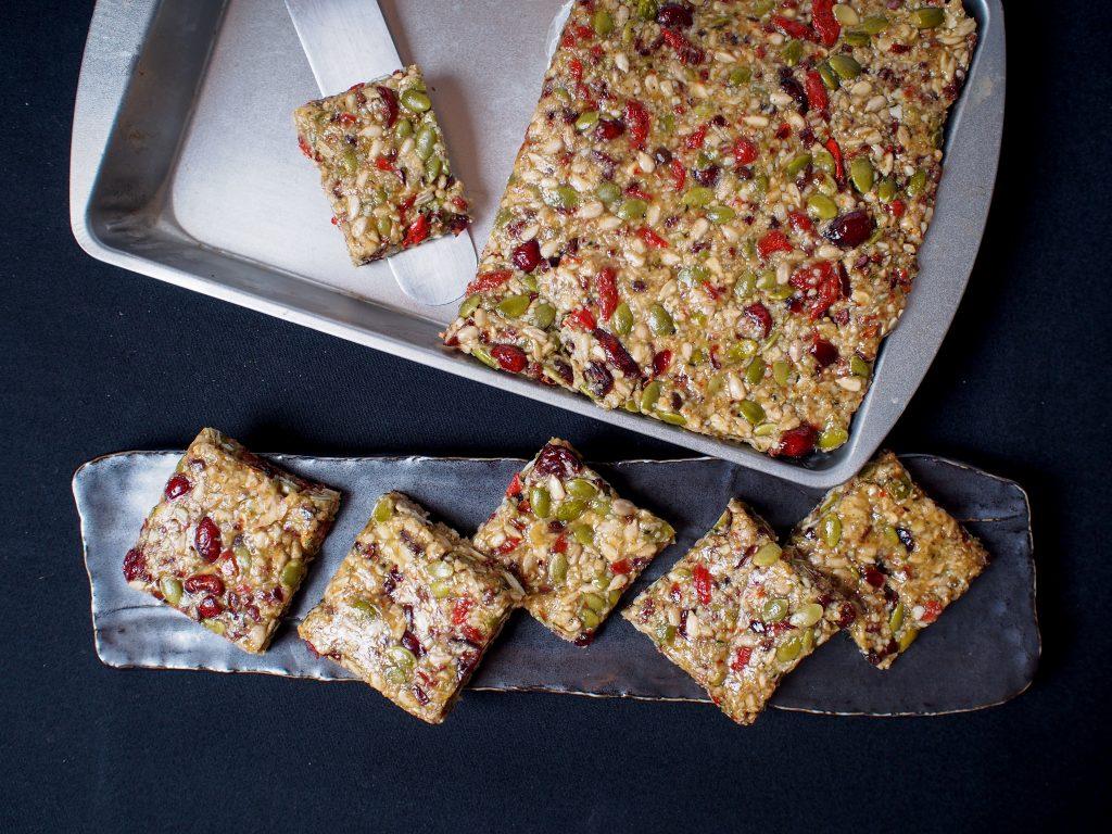 Brooke Vegan Seed Nut Bars Ivanka Blog